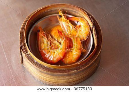 Dim Sum - Shrimp