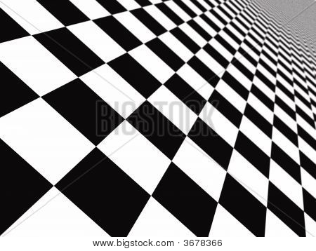 Checker Floor