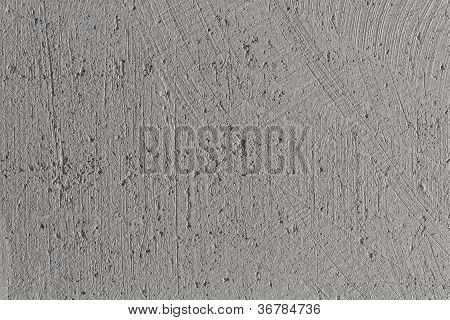 Plaster Grey Texture Closeup