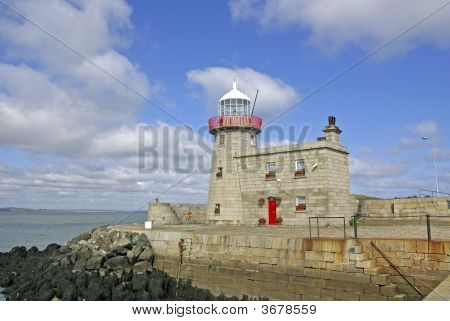 Malahide Harbour Lighthouse