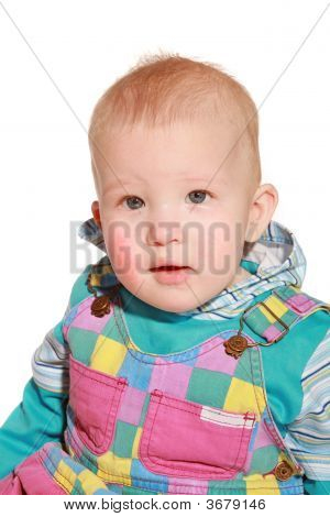 Portrait Of The 9-Month\'S Child