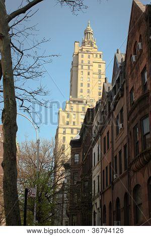 Upper West Side Buildings, Manhattan, New York