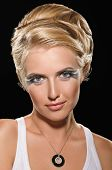 Coiffure For Peroxide Blonde poster
