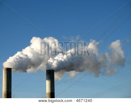 Pollution Of The Environment