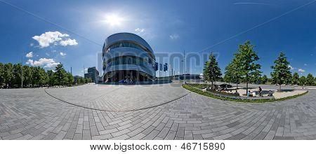 Mercedes-benz Welt, Stuttgart