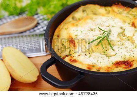 Pasteles de patata