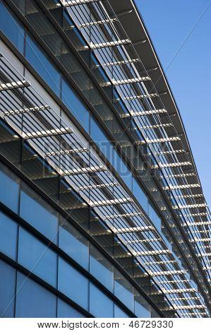 Modern building curve
