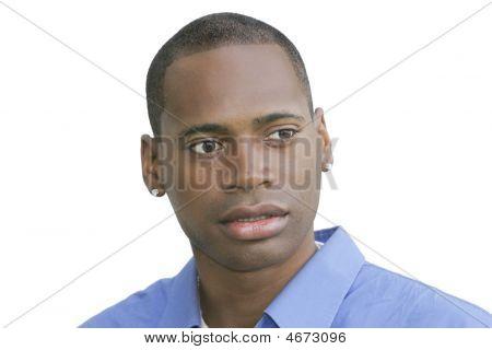 Surprised Guy Portrait