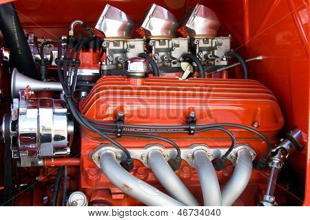 Car Engine Details