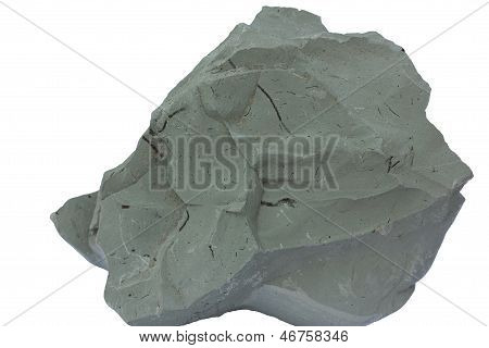 Blue Clay From The Cambrian Of Estonia