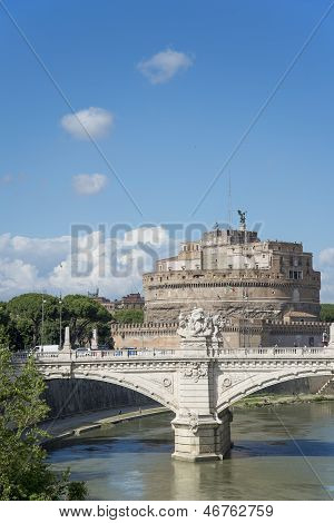 Rom Castel Sant Angelo
