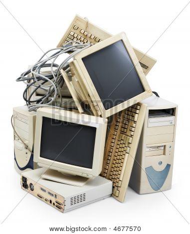 Informático obsoleto