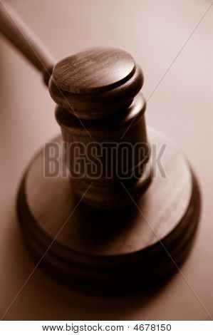 Above Gavel