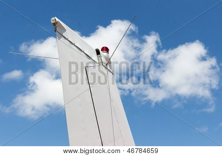 Empennage Small Plane