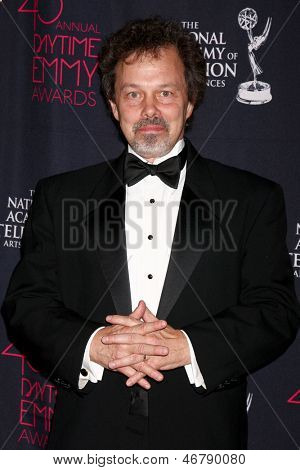 LOS ANGELES - JUN 14:  Curtis Armstrong attends the 2013 Daytime Creative Emmys  at the Bonaventure Hotel on June 14, 2013 in Los Angeles, CA