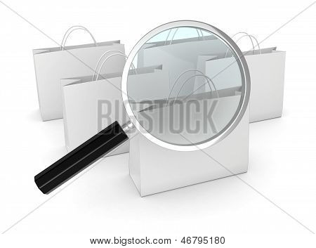 Searching Shopping Offer
