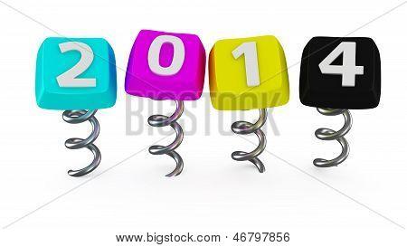 Cmyk Buttons 2014