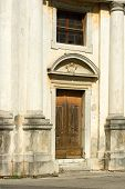 foto of carthusian  - Door of the Cathedral of Santa Maria Assunta Cividale del friuli  - JPG