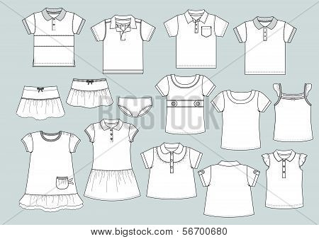 Garment shapes 1