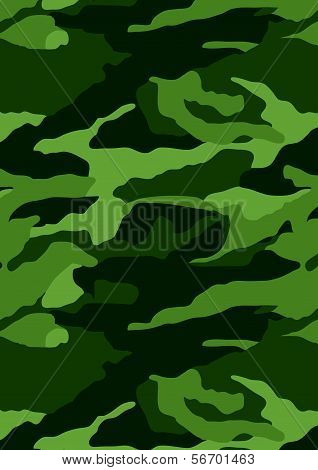 Khaki Camouflage Repeat Pattern.eps