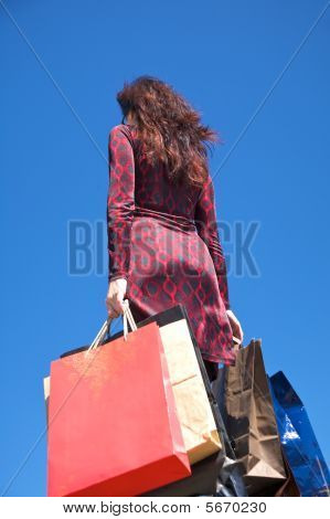 Shopping Female
