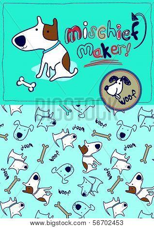 Mischief Maker Woof.eps