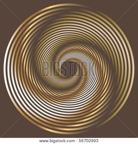 spiral, volute
