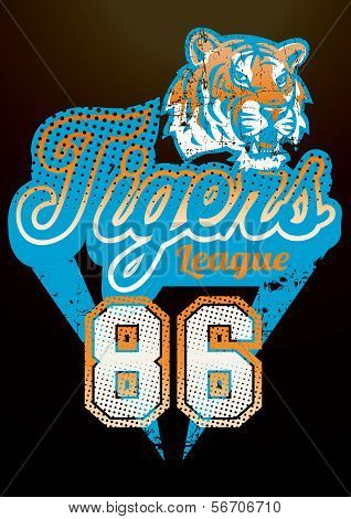 Tigers League 86.eps