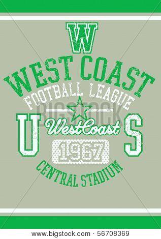 West Coast League.eps