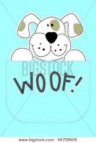 Woof Woof.