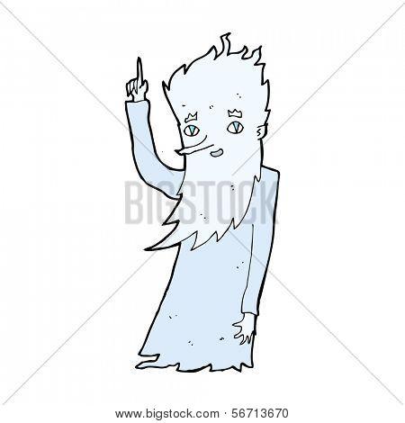 Jack Frost-cartoon