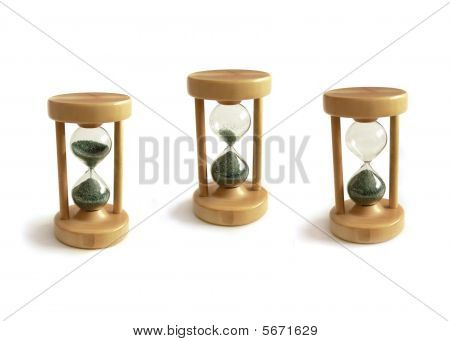 Hourglass sequence