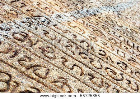 Sinhalese Scripts