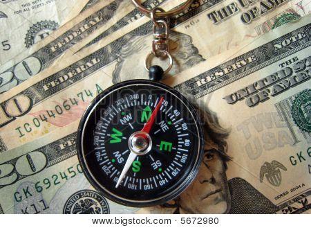 North Compass on Twenties