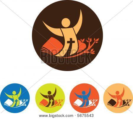 Church School Symbol
