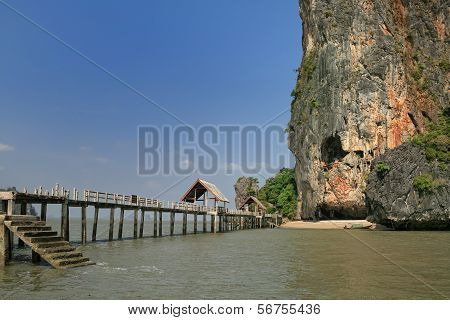 Khao Phing Kan Island, Thailand