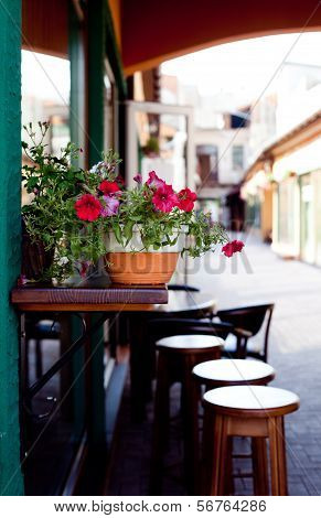 Cafe Outdoor