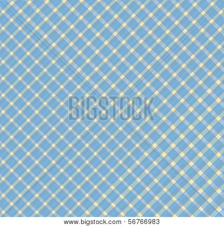 Plaid background for Baby boy