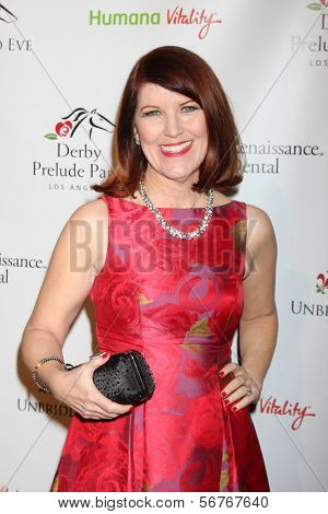 LOS ANGELES - 9 de JAN: Kate Flannery na festa