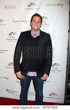 LOS ANGELES - 9 de JAN: Bob Guiney na festa