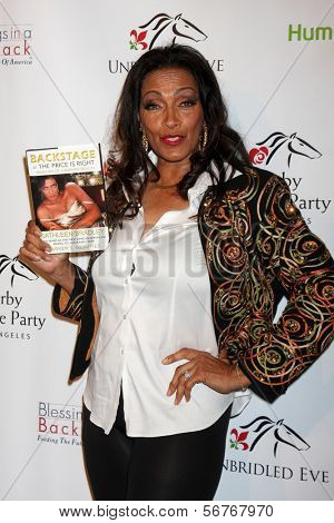 LOS ANGELES - 9 de JAN: Kathleen Bradley na festa no prelúdio