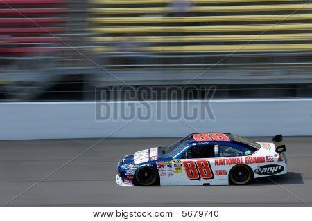 NASCAR: aug 14 Carfax 400