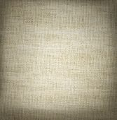 stock photo of sackcloth  - old fabric texture background - JPG