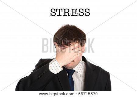 Businessman In Stress