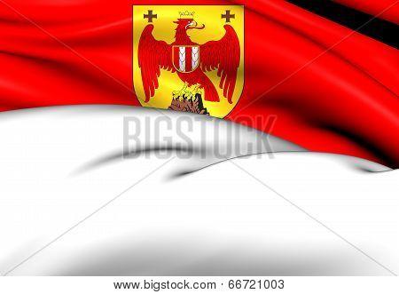 Flag Of Burgenland
