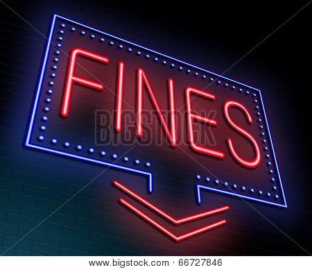 Fines Concept.