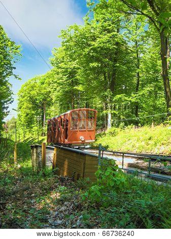 Cable Car Heidleberg