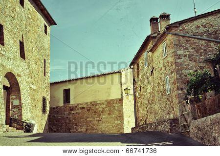 Murlo, Tuscany