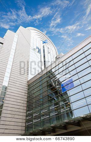 European   Europen parlament, Brussels