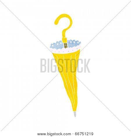 cartoon parasol